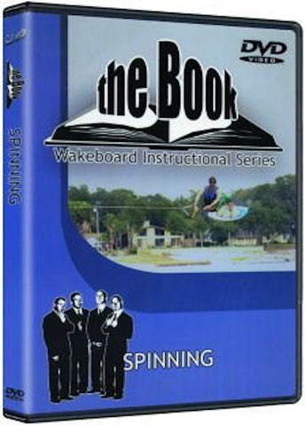The Book Wakeboard Spinning