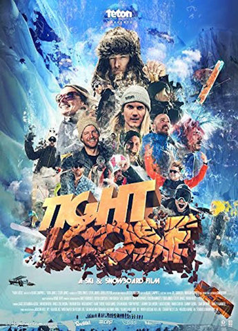 Tight Loose DVD Blu-Ray Combo by Teton Gravity Research