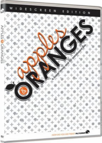 Apples and Oranges Snowboarding DVD