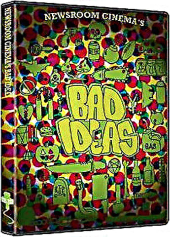 Bad Ideas Snowboard DVD