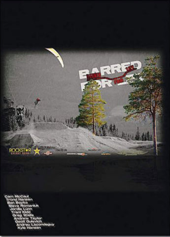 Barred for Life DVD