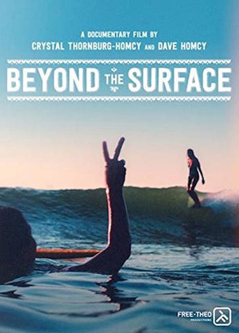 Beyond The Surface Surfing Documentary DVD