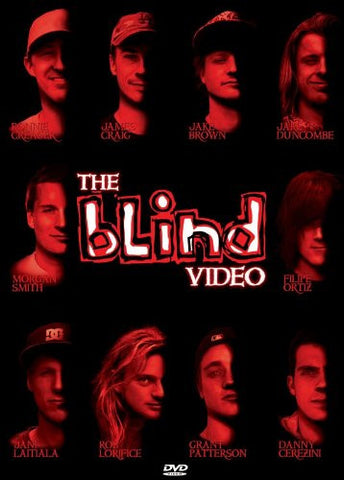 The Blind Video DVD