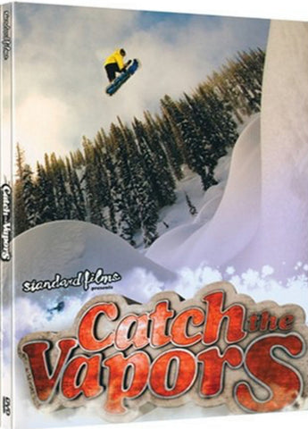 Catch the Vapors Snowboard DVD