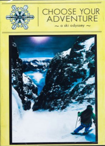 Choose Your Adventure - A Ski Odyssey DVD