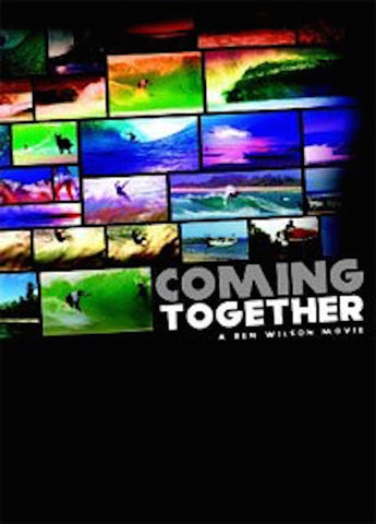 Coming Together Kiteboard DVD by Ben Wilson