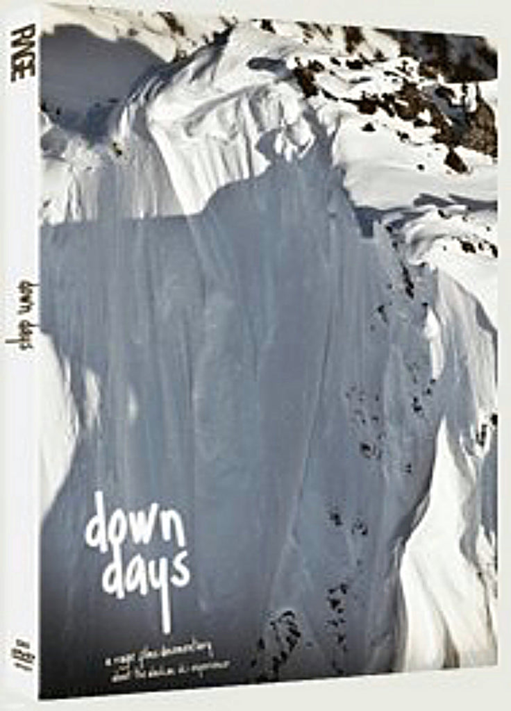 Down Days Ski DVD