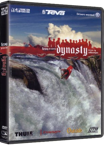Dynasty Kayak DVD