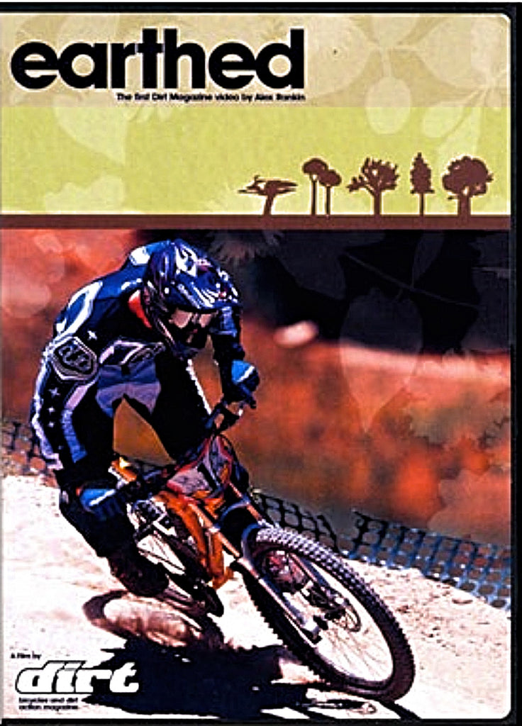 Earthed Mountain Bike DVD