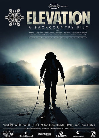 Elevation Backcountry Ski DVD