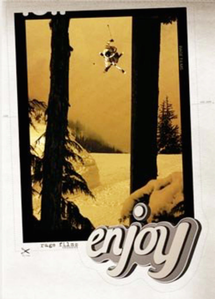 Enjoy Ski DVD
