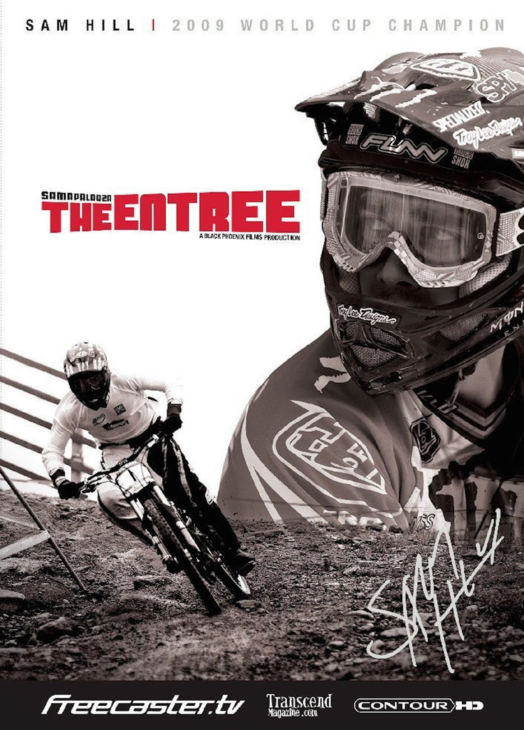 The Entree DVD