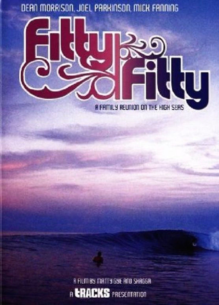 Fitty Fitty Surfing DVD