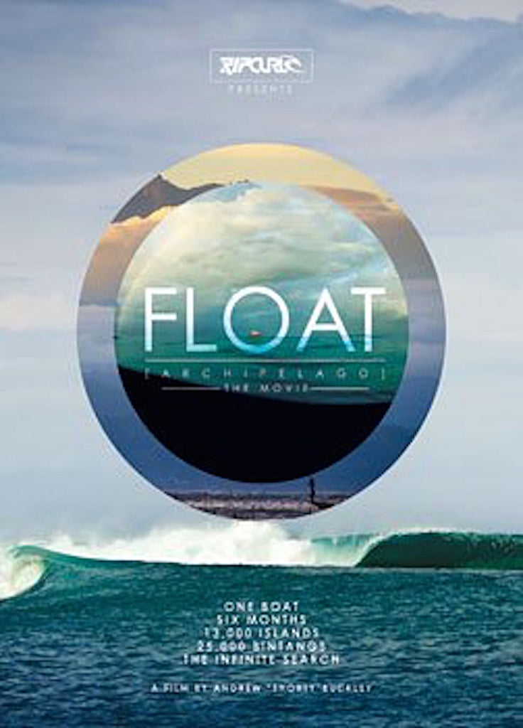 Float Archipelago The Movie DVD