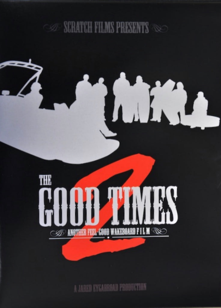 Good Times 2 Wakeboard DVD