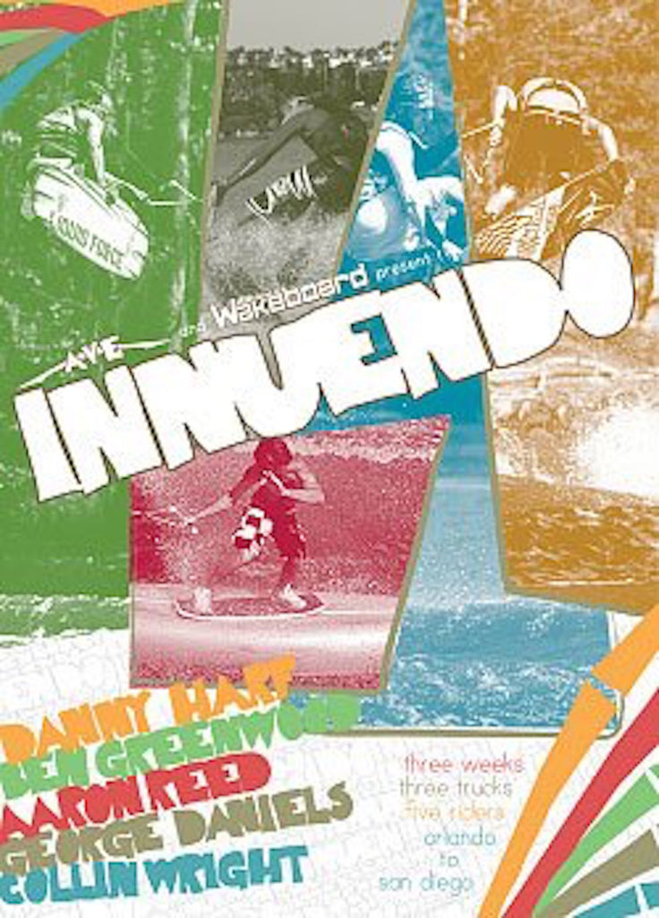 Innuendo Wakeboard DVD