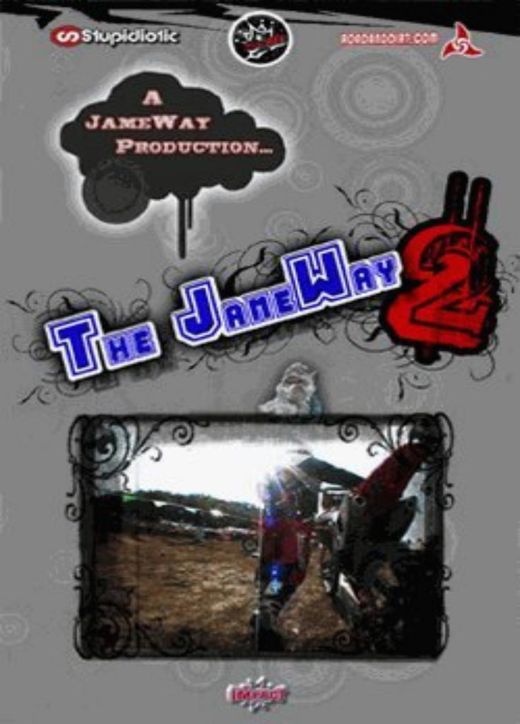 The Jameway 2 Motocross DVD