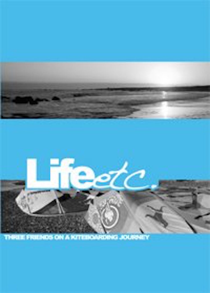 Life Etc Kiteboard DVD