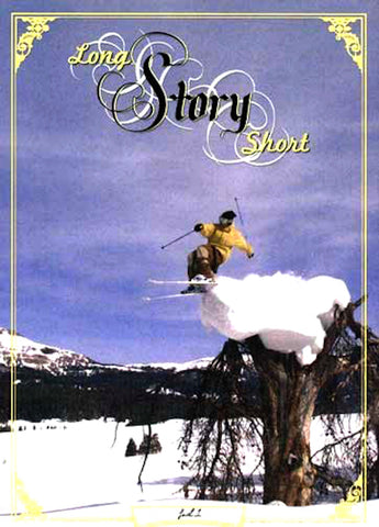 Long Story Short Ski DVD