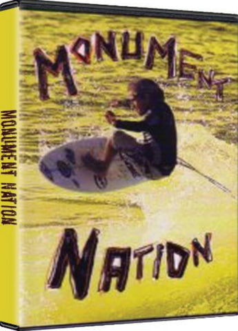 Monument Nation Surfing DVD