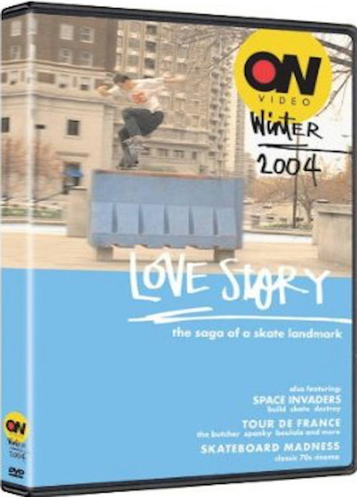 On Video Winter 2004 Skate DVD