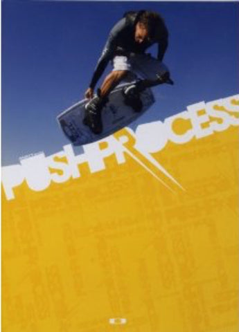 Push Process Wakeboard DVD