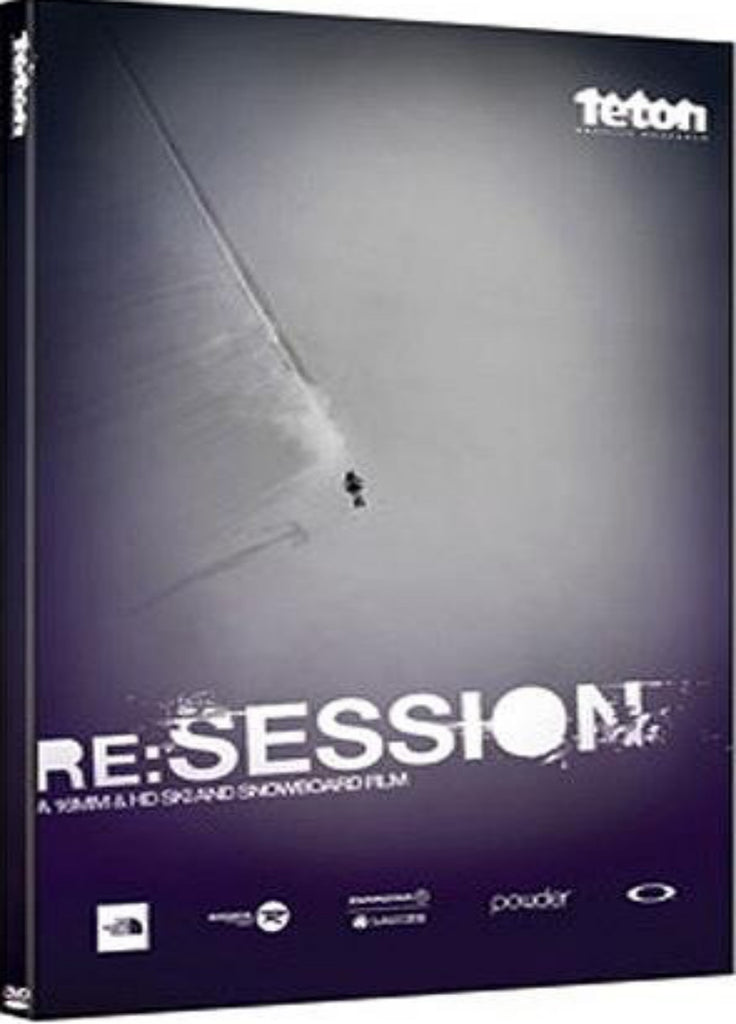 Re:Session (Resession) Ski and Snowboard DVD