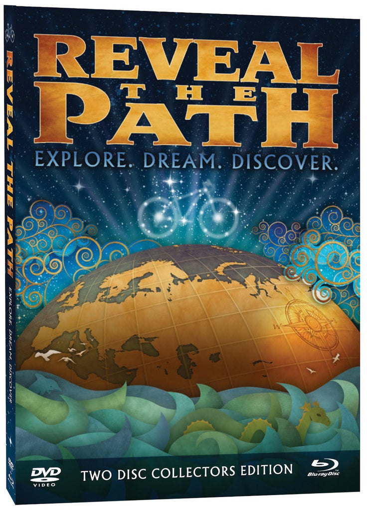 Reveal the Path DVD and Blu-Ray Combo - Collector's Edition
