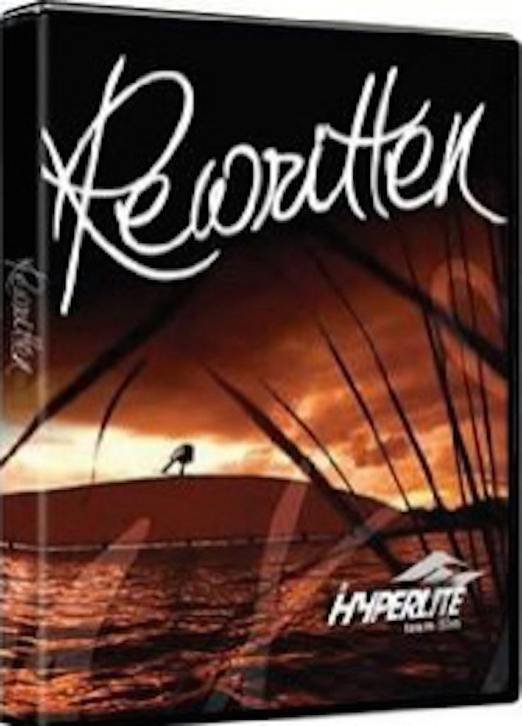Rewritten Wakeboard DVD