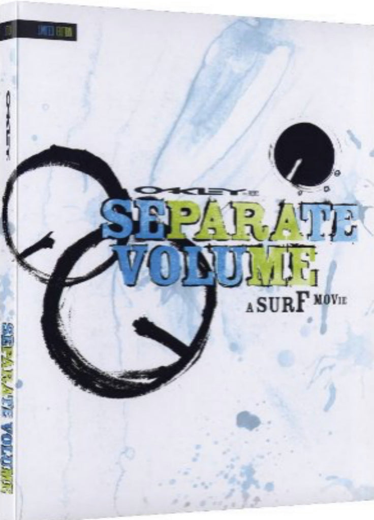 Separate Volume Limited Edition Surfing DVD with Photo Book