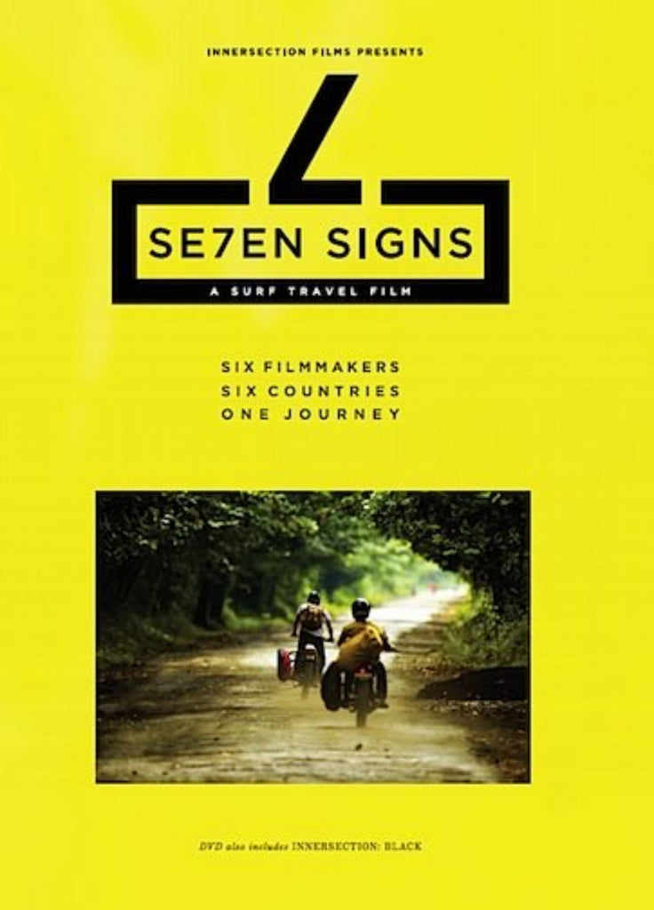 Se7en Signs & Innersection Black Surfing DVD