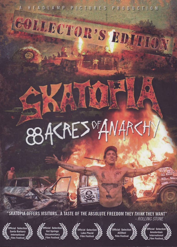 Skatopia: 88 Acres of Anarchy - Collector's Edition