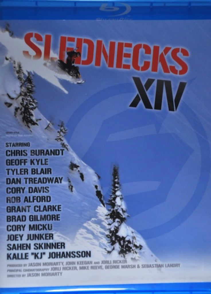 Slednecks 14 Blu-Ray