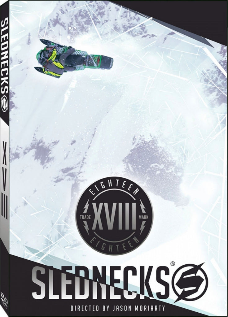 Slednecks 18  DVD or Blu-ray