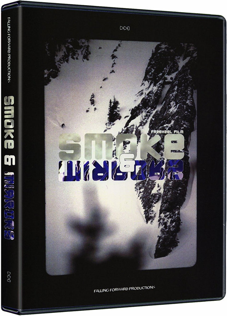 Smoke & Mirrors Telemark Skiing DVD