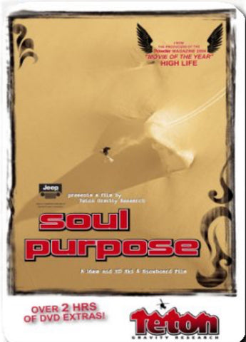 Soul Purpose Ski and Snowboard DVD