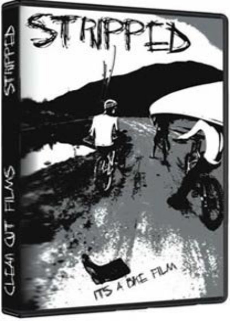 Stripped Mountain Bike DVD
