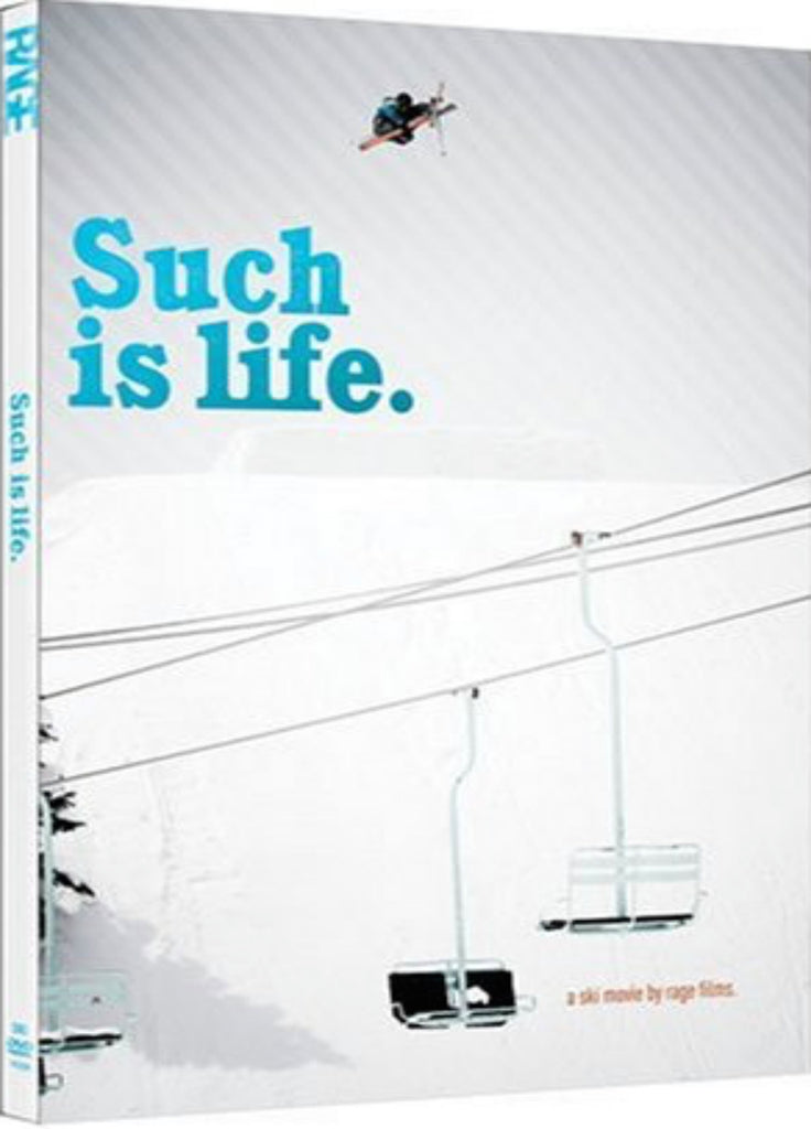 Such is Life Ski DVD