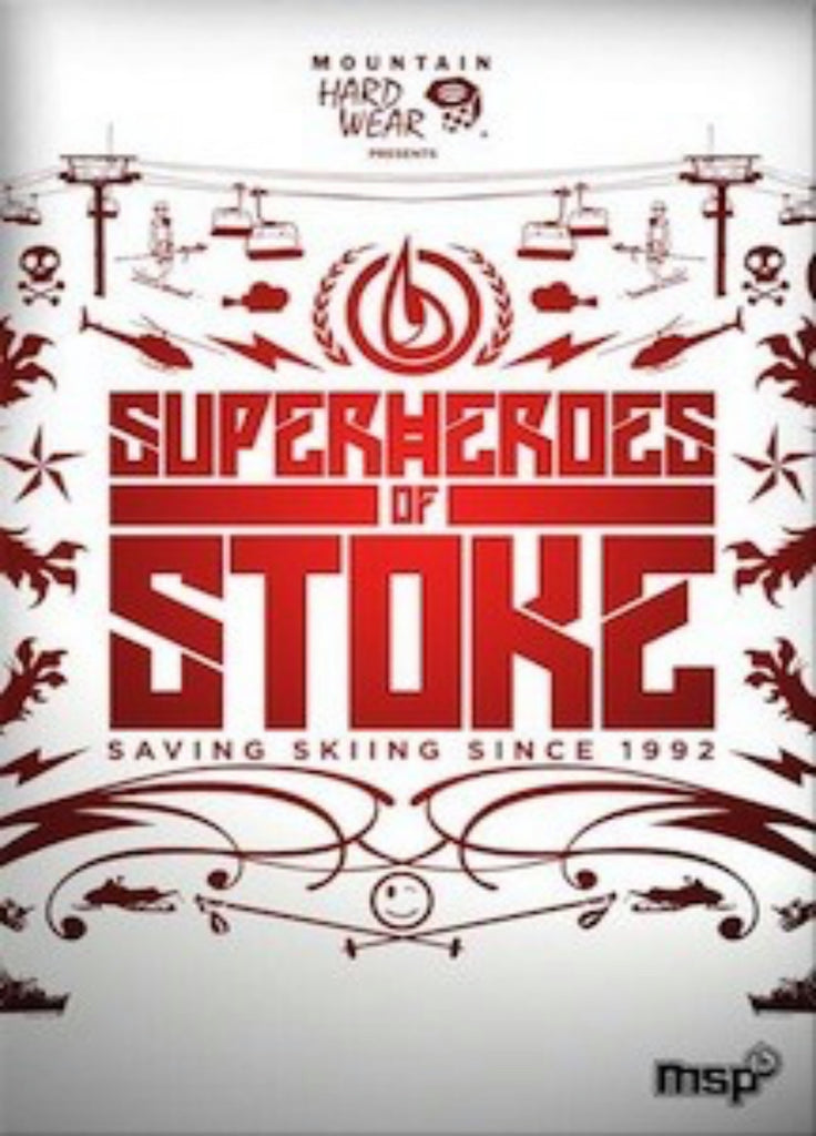 Superheros of Stoke DVD or Blu-Ray by Matchstick Productions