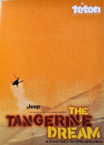 Tangerine Dream Ski and Snowboard DVD