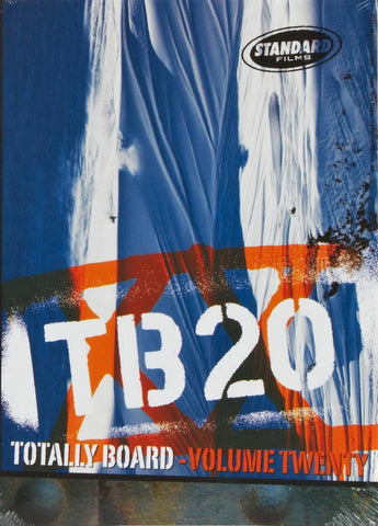 TB20 - Totally Board Volume 20 - DVD or Blu-Ray