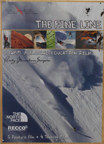 The Fine Line DVD  - An Avalanche Education Film