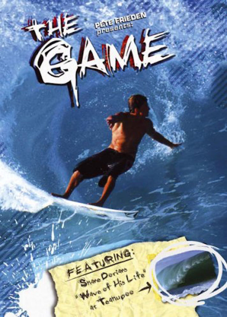The Game Surfing DVD