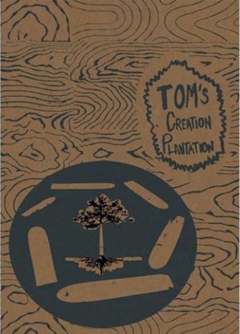 Tom's Creation Plantation Surfing DVD - A Film About Shaping & Riding Alaias