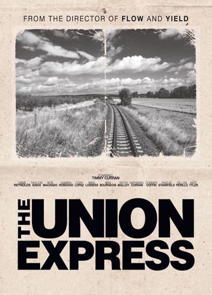 The Union Express Surfing DVD