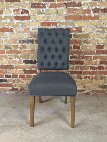 Oxford Tufted Dining Chair