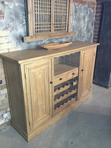 Bar/Wine Rack Buffet/Cabinet