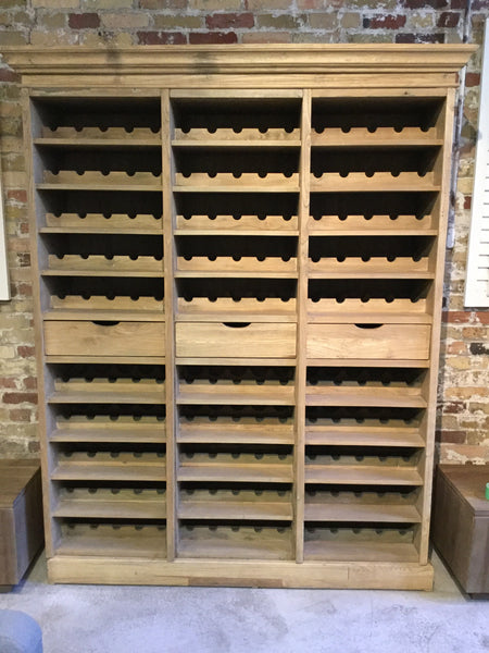 Connoisseurs' Wine Rack