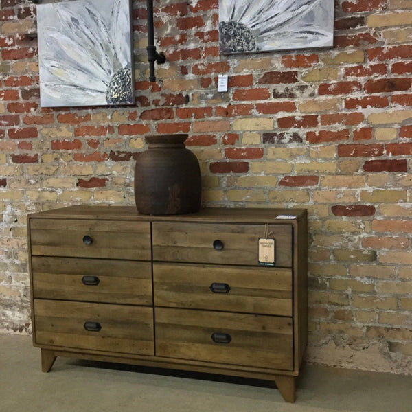 Reclaimed Chest of 6 Drawers