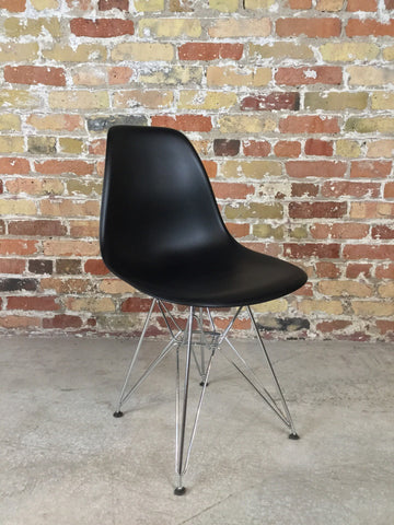 Black Minimalist Chair
